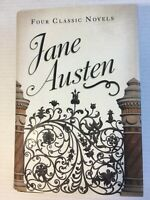 Four Classic Novels by Jane Austen (2012, Hardcover)