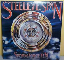 STEELEYE SPAN STORM FORCE TEN 1977 VINYL CHRYSALIS RECORD CHR-1151