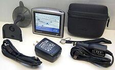 NEW TomTom ONE 4th EDITION Car GPS USA/Canada Maps SD CARD SLOT+ Internal Memory