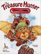 The Treasure Hunter Propeller Book Wiggle Eyes