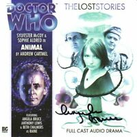 Doctor Who: Animal CD signed by Angela Bruce
