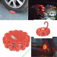 Luz LED de emergencia color rojo 468541 CON 3 PILAS INCLUIDAS AAA