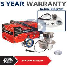 Gates Timing Cam Belt Water Pump Kit For Audi Skoda VW KP35491XS1