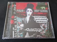 Alien Sex Fiend - Para-Abnormal (NEW SEALED CD 2006) DEMON PRECHER THE DEMONS
