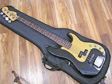 2006 MIM Active Fender Precision Bass Special Deluxe - SD Basslines