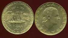 ITALIE ITALY  200 lire   1989   ( aus )