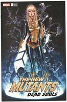 New Mutants Dead Souls 1 Marvel 2018 NM Mark Brooks Magik Variant