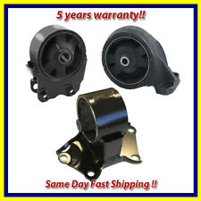 fits 2002-2005 Hyundai Sonata 2.4L / 2.7L Motor & Trans Mount Set 3PCS. for Auto
