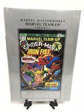 Marvel Team-Up Volume 4 Col #31-40 Marvel Masterworks HC Hard Cover New Sealed