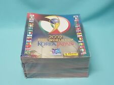 Panini WM 2002 Korea Japan World Cup Sticker 40 Sammelalbum Album Lagerschäden