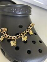 crocs inspired charms - Butterfly Chains