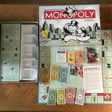 Classic Parker Brothers / Hasbro Monopoly Game Complete - 2004