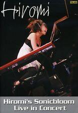 Hiromi's Sonicbloom Live In Concert (2009, REGION 0 DVD New)