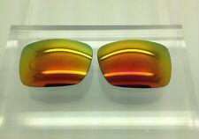 Von Zipper Elmore Custom Made Replacement Lenses Orange Mirror NEW!!!