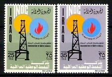 IRAQ 1972 Opening North Rumaila Oil Fields I.N.O.C  SC 648 SG 1030  MNH