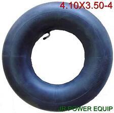 Tire Inner Tube 4.10/3.50-4, 410x350-4, 4.10x3.50-4 4.10-4 (BENT STEM) SHIP FREE