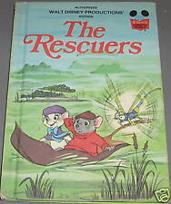 THE RESCUERS 1977 WALT DISNEY PRODUCTIONS