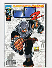 J2, THE SON OF THE ORIGINAL JUGGERNAUGHT!, VOL. #1, # 2, NOVEMBER 1998