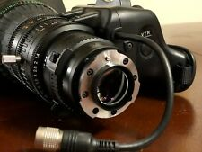"""Fujinon TH17x5BRM-29 1/3"""" ENG Broadcast Zoom Lens! Excellent Used Condition!"""