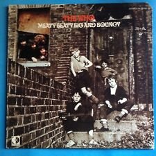 The Who-Meaty Beaty Big And Bouncy-1971 Decca Gtfld-Comp-VG+/VG++   PLAYED ONCE