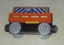 BN VHTF Thomas The Train & Friends Wooden Railway Sodor MINING SUPPLY Train Car