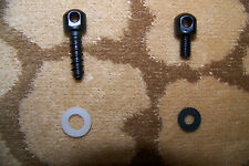 """Uncle Mike's Basic SLING SWIVEL STUD Combo 3/4"""" & 1/4"""" Fits Mossberg 500"""