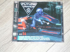 FUTURE TRANCE VOL. 54  2-CD's SEHR GUTER ZUSTAND