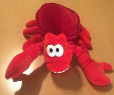 Disney The Little Mermaid Lobster Sebastian Hand Puppet