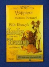 Lady and the Tramp Movie Poster LE Gallery Magical Moments Box Pin # 1200