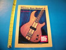 Electric Bass Method 2  by Roger Filiberto  Guitar