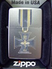 Zippo Sturmfeuerzeug Eisernes Kreuz 1818