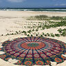 Hippie Round Mandala Tapestry Indian Cotton Wall Hanging Beach Throw Yoga Mat
