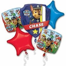 Anagram PAW PATROL CHASE & MARSHALL Foil Balloon Bouquet