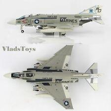 Hobby Master 1:72 F-4J Phantom II USMC VMFA-212 Lancers, WD10, 1970s HA1997