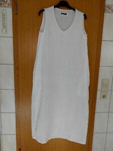 Backstage Damen Kleid Gr.M 100% Leinen