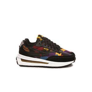 Fila Reggio 212 90'S WMN 5RM01563 042 Sneakers donna Black Old Gold