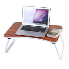 Portable Adjustable Laptop Computer Desk Bed Sofa Tray Stand Foldable Table NEW