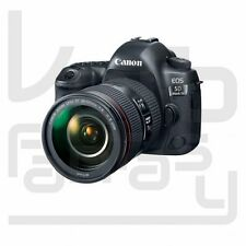 UK Canon EOS 5D Mark IV DSLR Camera + EF 24-105mm f/4L IS II USM Lens
