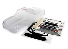 Traxxas 8111 Body (Clear Trimmed Requires Painting)/ Window masks TRX-4 Sport