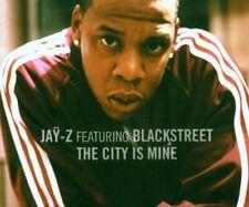 Jay-Z City is mine (1998, feat. Blackstreet)  [Maxi-CD]