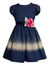 Herbsten Mädchenkleider aus Nylon für Party-Anlässe