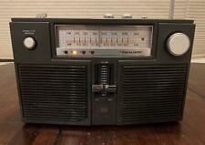 Realistic Concertmate 8 FM/AM 8-Track Portable Boombox