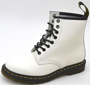 DR. MARTENS MAN WOMAN UNISEX ANKLE BOOT BOOTIES CASUAL WINTER CODE 1460