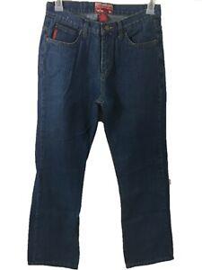 Caribou Creek jeans Size 10 regular dark wash womens 30 x 31