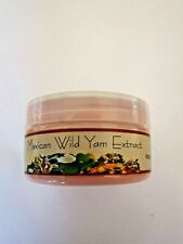 Mexican Wild Yam Cream - Menstrual Discomfort - Menopausal Symptoms - 100g