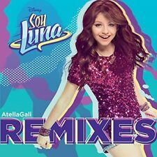 Elenco De Soy Luna - Soy Luna Remixes [New CD] Argentina - Import