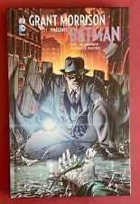 GRANT MORRISON BATMAN TOME 5 LE RETOUR DE BRUCE WAYNE URBAN COMICS EO 2013 NEUF