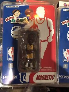 Kobe Bryant LA Lakers #8 Mini Bobblehead Magnet