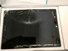 Microsoft Surface 3 Tablet 10.8-Inch 64 GB, Intel Atom DAMAGED - AS IS - CRACKED