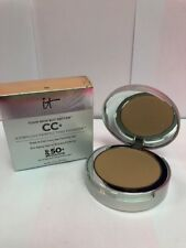 IT Cosmetics CC+Airbrush Perfecting sheer to full coverage perfecting powder Tan